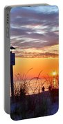 Sunrise In Paradise 2 Portable Battery Charger