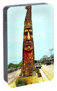 Bethany Beach Totem Portable Battery Charger
