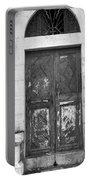 Bethlehem - Aged Door Portable Battery Charger