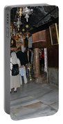 Bethlehem - Grotto Of Nativity 2009 Portable Battery Charger