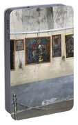 Bethlehem - Nativity Church Paintings Portable Battery Charger