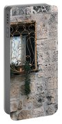 Bethlehem - Nativity Church Window Portable Battery Charger