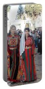 Bethlehemites In Traditional Dress Portable Battery Charger