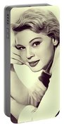 Betsy Palmer, Vintage Actress Portable Battery Charger