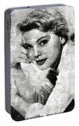 Betsy Palmer Vintage Hollywood Actress Portable Battery Charger