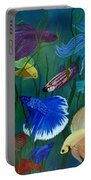 Bettas In Motion Portable Battery Charger