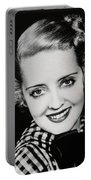 Betty Davis Portable Battery Charger