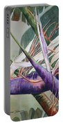 Betty's Bird - Bird Of Paradise Portable Battery Charger