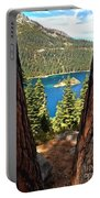 Between The Pines Portable Battery Charger