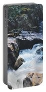 Betws-y-coed Waterfall Portable Battery Charger