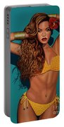 Beyonce 2 Portable Battery Charger