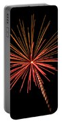 Bi-color Fireworks 2 Portable Battery Charger