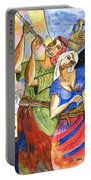 Biblical Story Portable Battery Charger