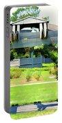 Bicentennial Rose Garden Portable Battery Charger