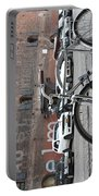 Bicycle And Building Portable Battery Charger