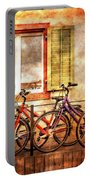 Bicycle Line-up Portable Battery Charger