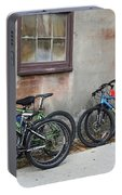 Bicycle Parking Portable Battery Charger
