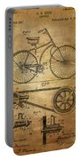 Bicycle Patent  Portable Battery Charger