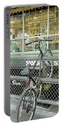 Bicycle Rack Portable Battery Charger