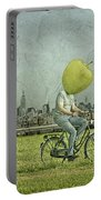 Big Apple Portable Battery Charger