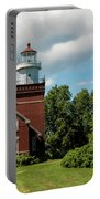 Big Bay Point Lighthouse Portable Battery Charger