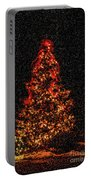 Big Bear Christmas Tree Portable Battery Charger