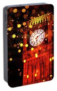 Big Ben Aglow Portable Battery Charger