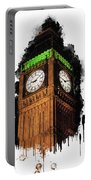 Big Ben In London Portable Battery Charger