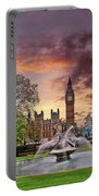 Big Ben London Portable Battery Charger