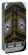 Big Ben Time Portable Battery Charger