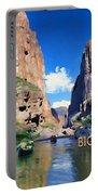 Big Bend Texas National Park Mariscal Canyon Portable Battery Charger