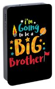 Big Brother Space Theme Light Promotion Portable Battery Charger