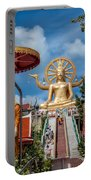 Big Buddha Temple Portable Battery Charger