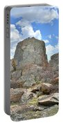 Big Horn Mountains In Wyoming Portable Battery Charger