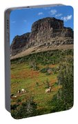 Big Horn Sheep Portable Battery Charger