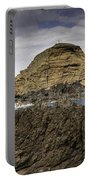 Big Lava Rock Madeira Portugal Portable Battery Charger