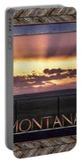 Big Montana Sky Portable Battery Charger