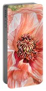 Big Peach Poppy 2 Portable Battery Charger