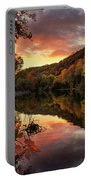 Big Piney Sunset Portable Battery Charger