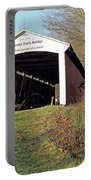 Big Rocky Fork Bridge Indiana Portable Battery Charger