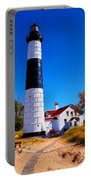 Big Sable Point Lighthouse Portable Battery Charger