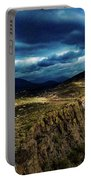 Big Storm Coming Portable Battery Charger
