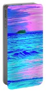 Big Sur Sunset Portable Battery Charger