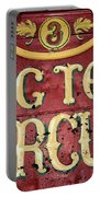 Big Top Circus Portable Battery Charger