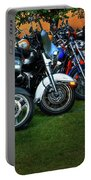 Big Wheels At Laconia Portable Battery Charger