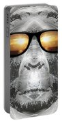 Bigfoot In Shades Portable Battery Charger