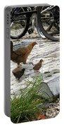 Biker Chicks Portable Battery Charger