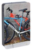 Bikes Left Alone Portable Battery Charger
