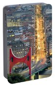 Bilbao Street Portable Battery Charger