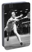 Billie Jean King Portable Battery Charger
